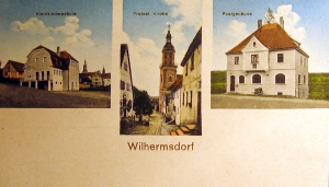 Kindergarten/Kirche/Post